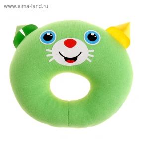 Развивающая игрушка «ШуМякиши. Котёнок колечко»