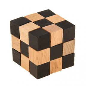 Головоломка деревянная мини № 8