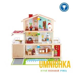 Кукольный дом для семьи